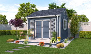 12x12 garden shed preview