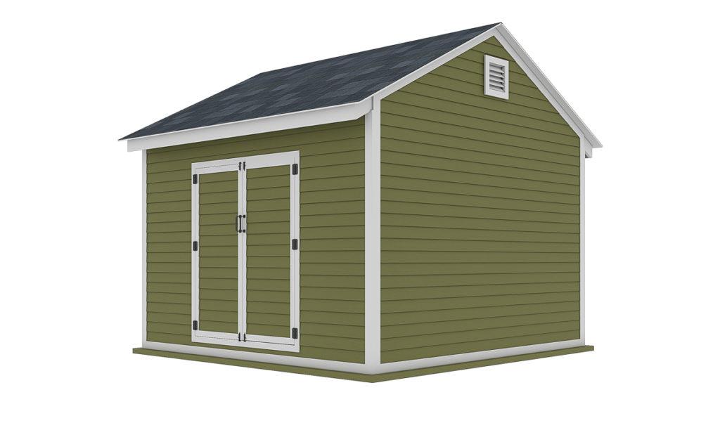 12x12 storage shed