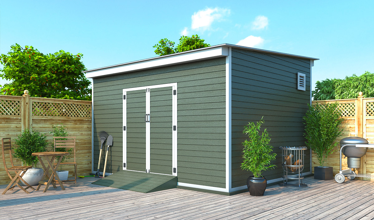 12x14 storage shed preview