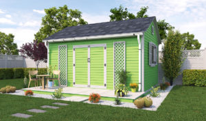 12x16 garden shed preview