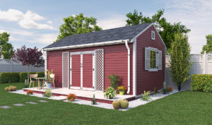12x20 garden shed preview