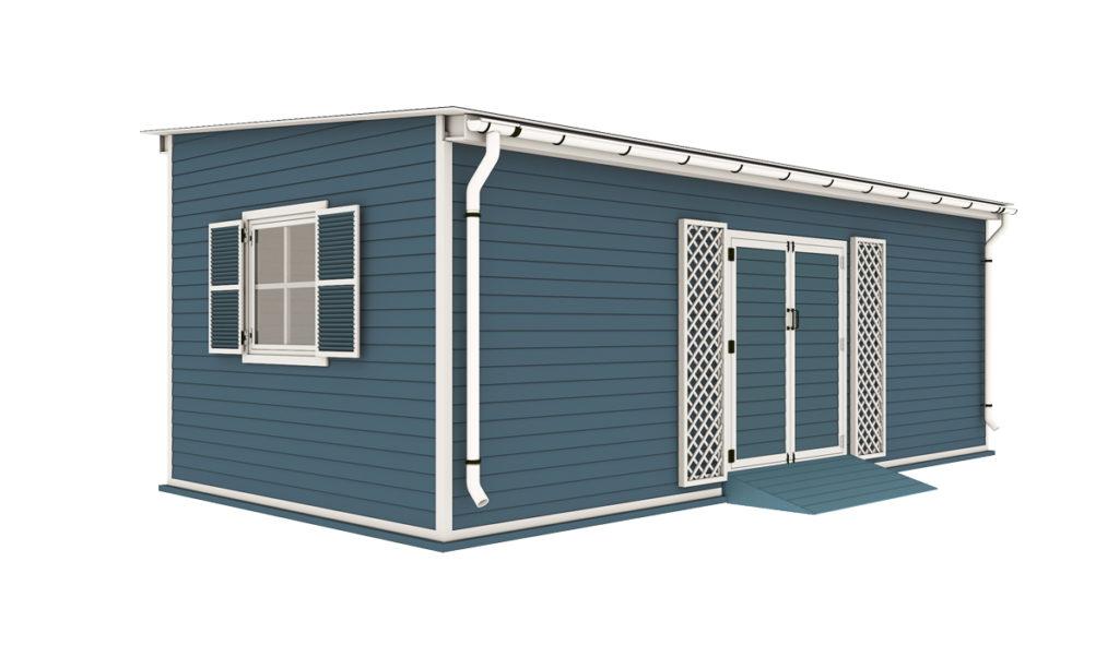 12x24 garden shed