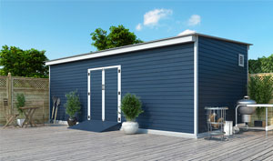 12x24 lean-to storage shed plans