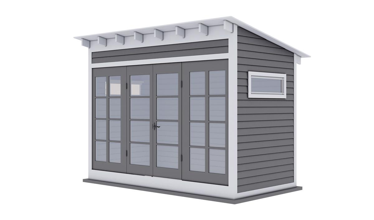 12x6 garden shed