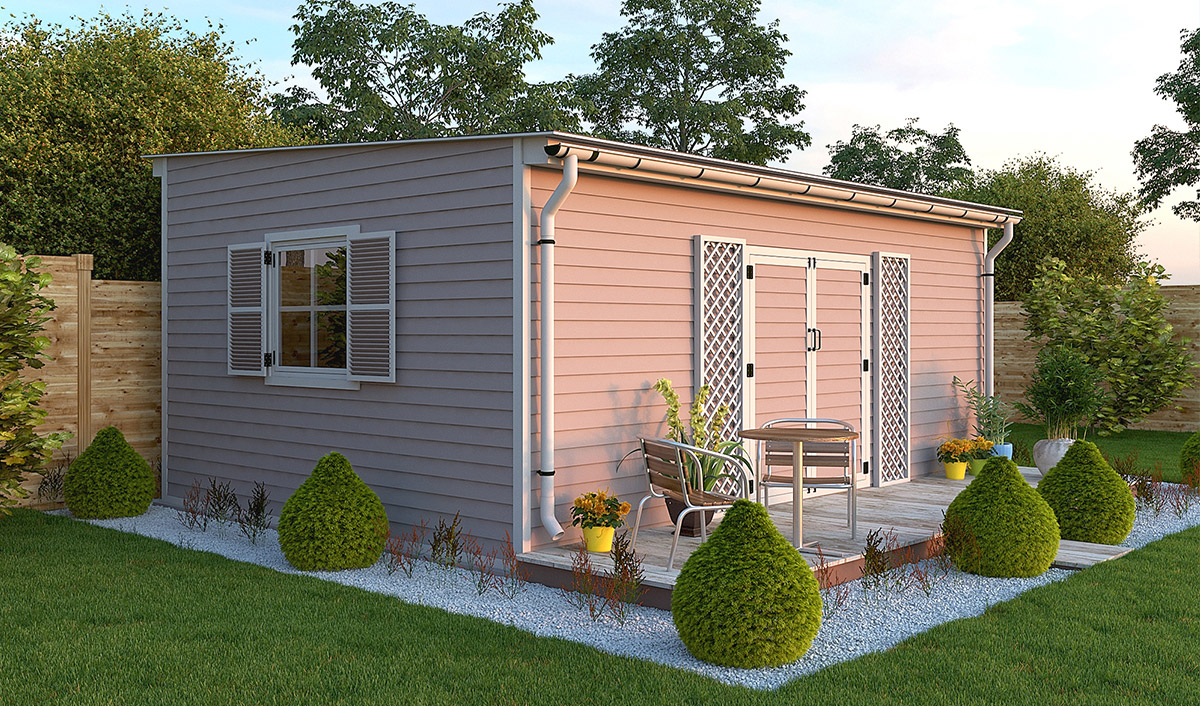 14x20 garden shed preview