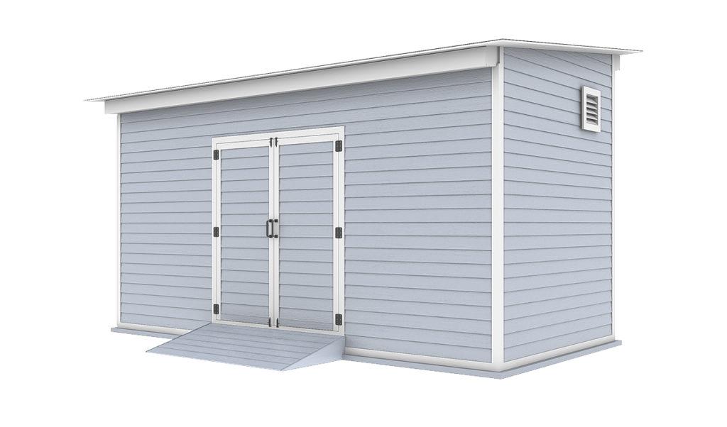 14x20 storage shed