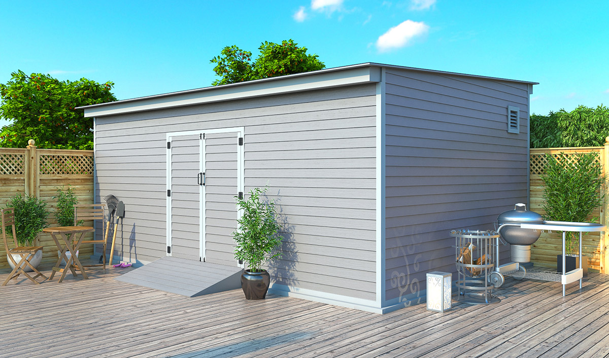 14x20 storage shed preview