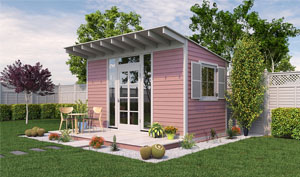 14x8 lean-to garden shed plans