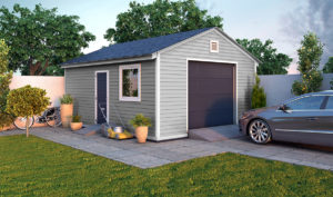 16x20 garage shed preview