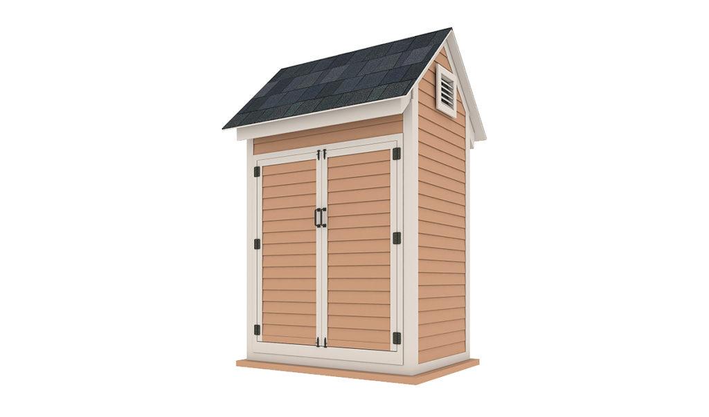 4x6 storage shed