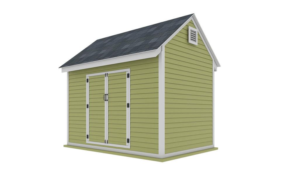 8x12 storage shed