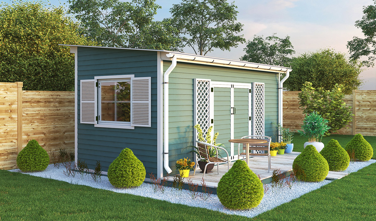 8x16 garden shed preview