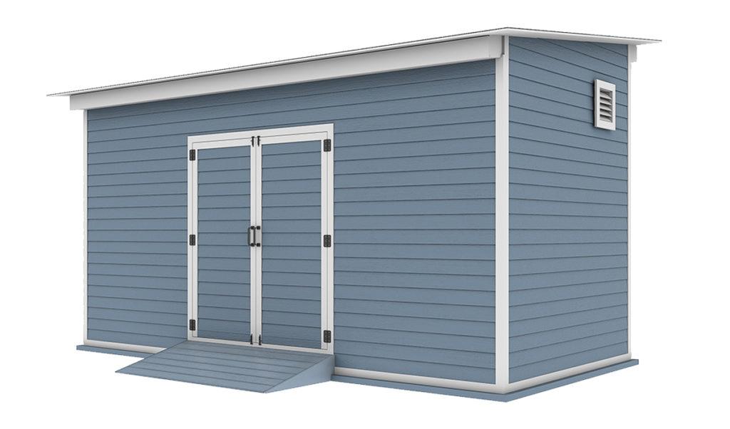 8x16 storage shed