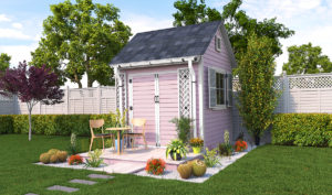 8x8 garden shed preview