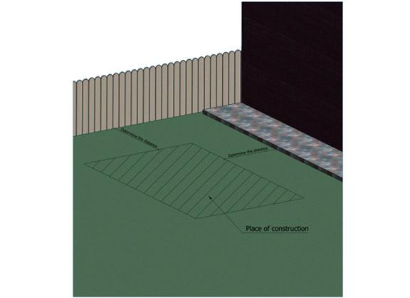 prepare the building site for foundation